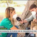 Entrevista TV ecografía león